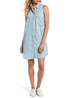 BB Dakota Brantley Indigo Shirtdress