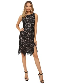 BB Dakota Bristow Contast Lace Dress