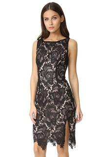 BB Dakota Bristow Midi Lace Dress