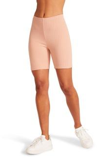 BB Dakota by Steve Madden Keep Knit Simple Bike Shorts