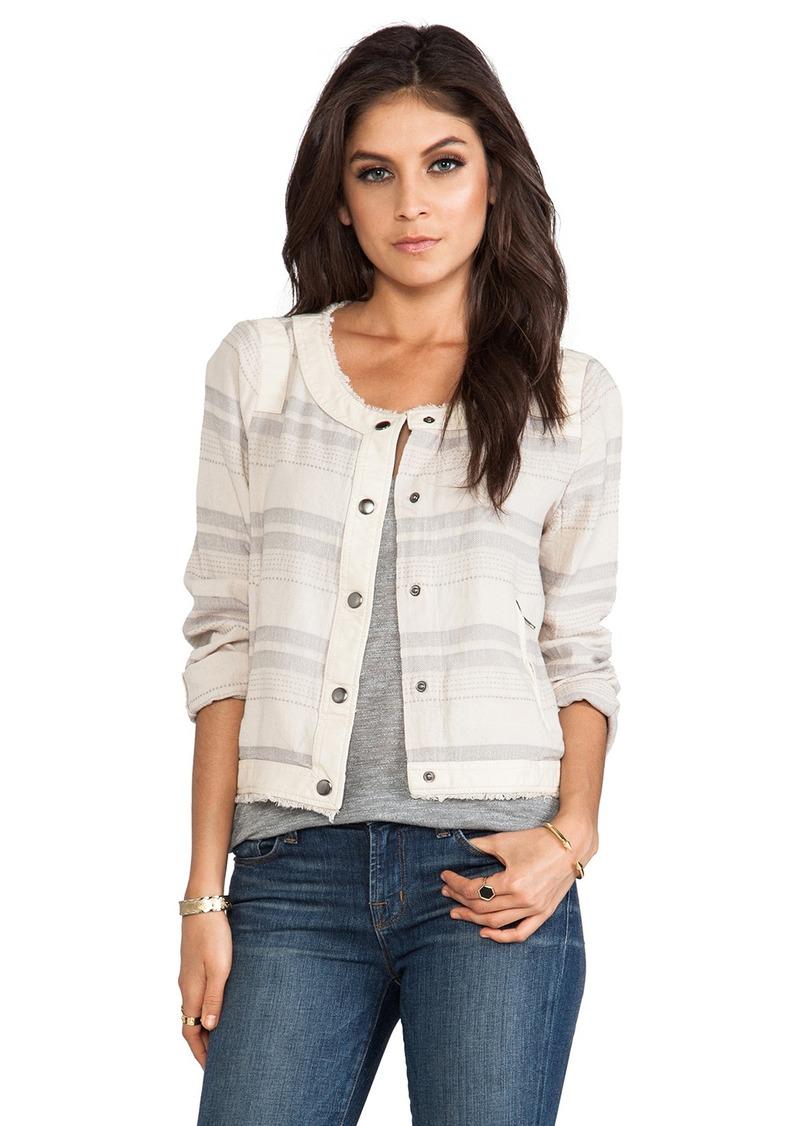 BB Dakota Catorie Striped Jacket