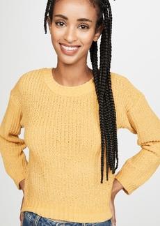 BB Dakota Chenille The Deal Sweater