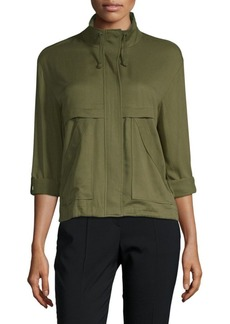 BB Dakota Cindi Full-Zip Jacket