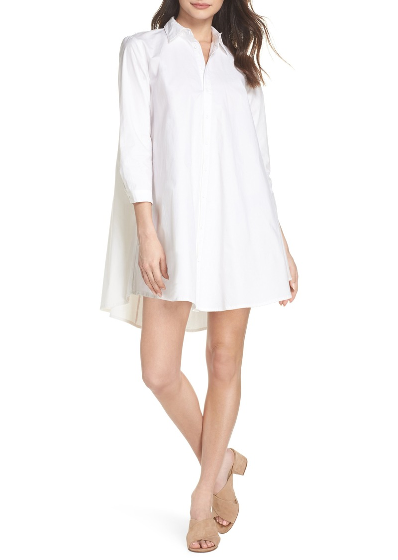 Bb Dakota Bb Dakota Colt Cotton Poplin Shirtdress