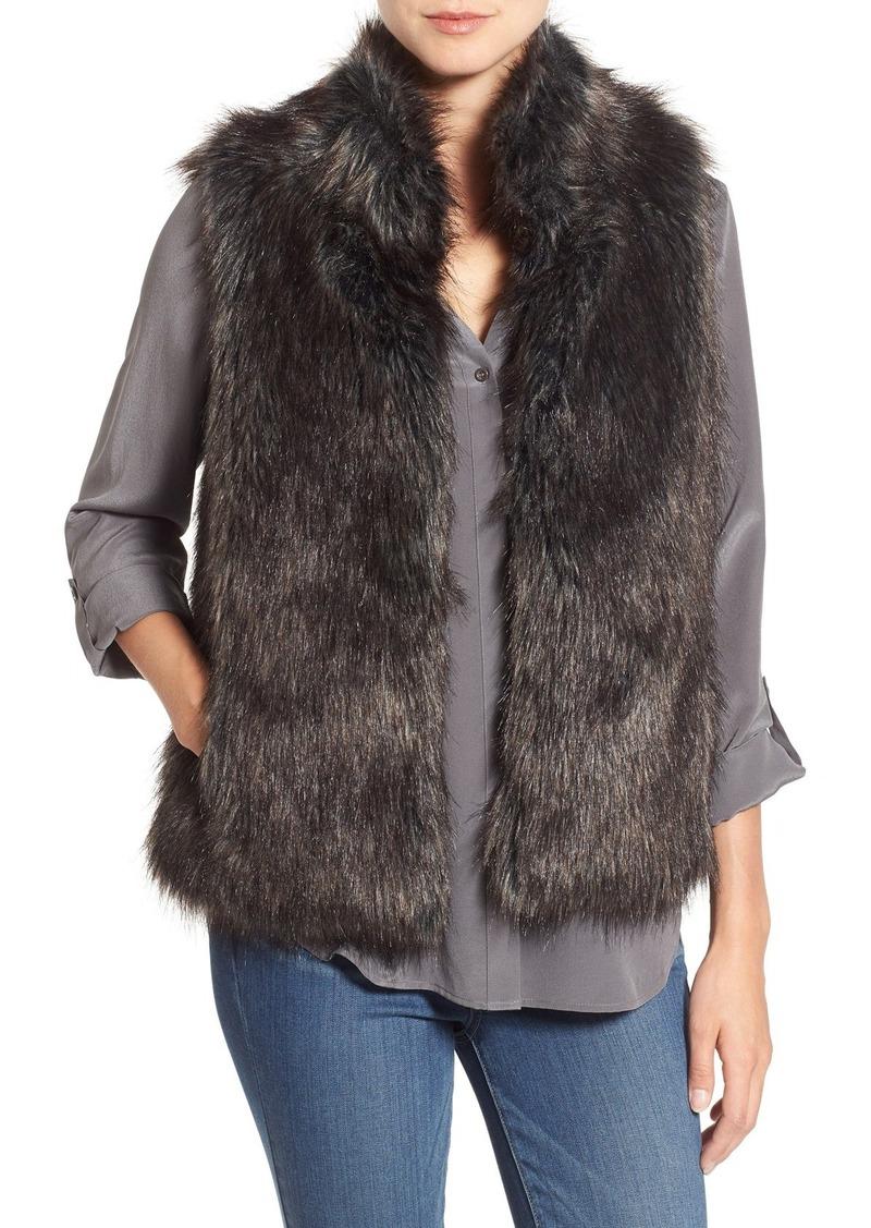 BB Dakota 'Colton' Faux Fur Vest