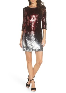 BB Dakota Elise Sequin Body-Con Dress