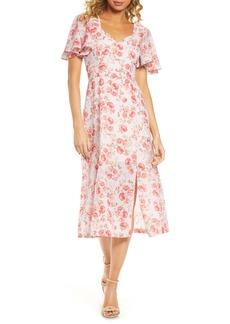 BB Dakota Endless Love Fairy Rose Dress