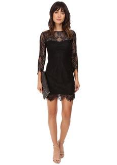 BB Dakota Everton V-Back Lace Dress