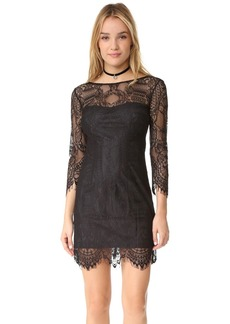 BB Dakota Everton V Back Lace Dress