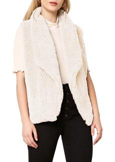 BB Dakota Fleeced I Could Do Fleece Vest