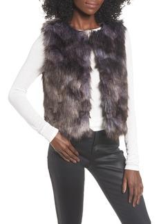 BB Dakota Foxy Lady Faux Fur Vest