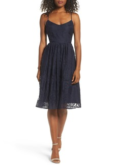 BB Dakota Galena Fit & Flare Dress