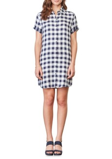 BB Dakota Gingham Shirt Dress