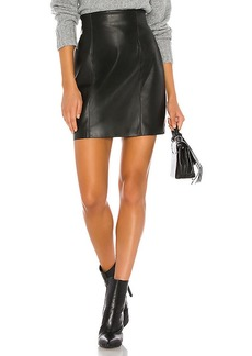 BB Dakota Girl Crush Vegan Leather Skirt