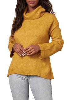 BB Dakota Girl Necks Door Turtleneck Sweater