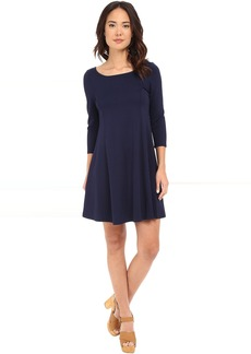 BB Dakota Gracie V-Back Ponte Dress