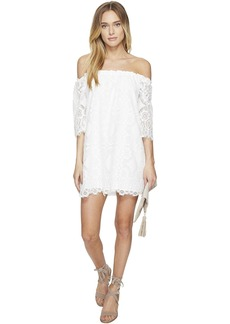 BB Dakota Halden Off the Shoulder Lace Dress