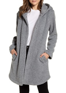 BB Dakota Hooded Rib Coat