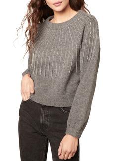 BB Dakota by Steve Madden If You Fancy Embellished Sweater