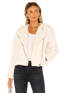 BB Dakota Jack By BB Dakota Country Roads Shearling Jacket