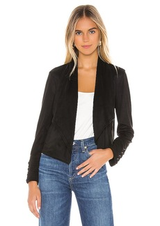 BB Dakota JACK by BB Dakota Flip The Stitch Faux Suede Jacket