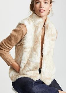 BB Dakota Jack by BB Dakota Fur What Faux Fur Vest