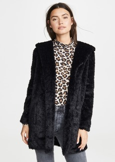 BB Dakota Jack By BB Dakota It's Shawl Good Faux Fur Jacket
