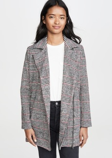 BB Dakota Jack By BB Dakota Plaid News Jacket