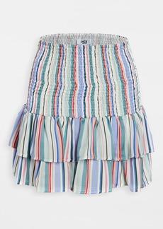 BB Dakota Jack By BB Dakota Smock Treatment Skirt