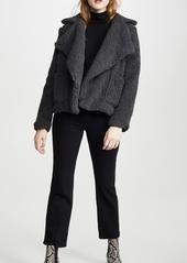 BB Dakota Jack By BB Dakota Soft Skills Faux Fur Jacket