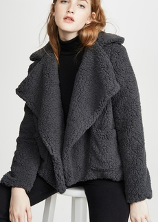 BB Dakota Jack By BB Dakota Soft Skills Faux Fur Jacket