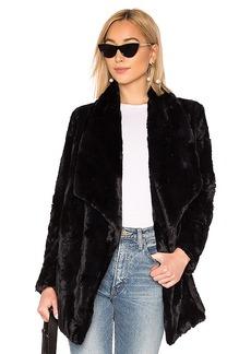 BB Dakota JACK by BB Dakota Warm Thoughts Faux Fur Jacket