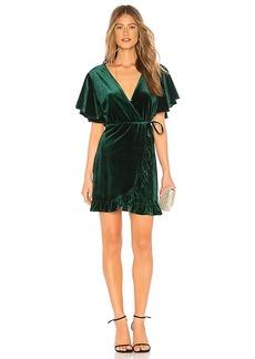 BB Dakota JACK by BB Dakota West Village Velvet Dress