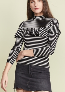 BB Dakota Jack by BB Dakota Worth the Stripe Top