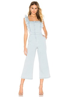 BB Dakota JACK by BB Dakota Yes Way Chambray Jumpsuit