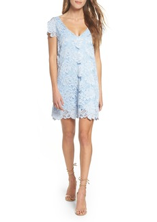BB Dakota 'Jacqueline' Lace Shift Dress