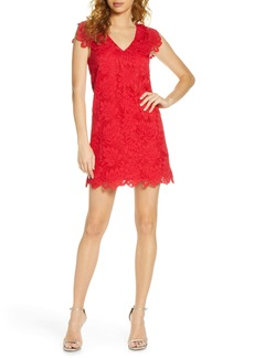 BB Dakota Jacqueline Lace Shift Dress