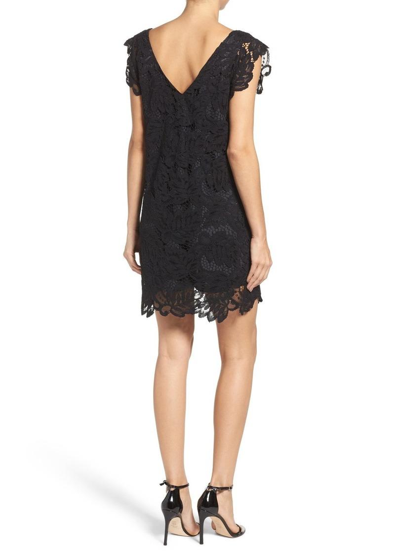 Bb Dakota Bb Dakota Jacqueline Lace Shift Dress Dresses