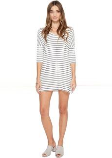 BB Dakota Jaxson Striped Shift Dress