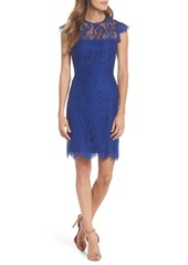 BB Dakota Jayce Lace Sheath Dress