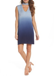 BB Dakota Jill Dip Dye Knit Shift Dress