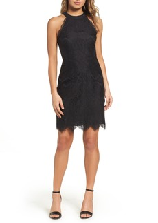 BB Dakota Josie Lace Sheath Dress
