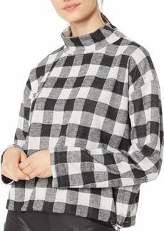 BB Dakota Junior's Buffalo '66 Check Sweatshirt