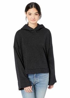 BB Dakota Junior's Little bit Extra Lurex French Terry Sweatshirt