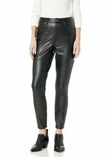 BB DAKOTA Junior's Morrison Vegan Leather Skinny Jean