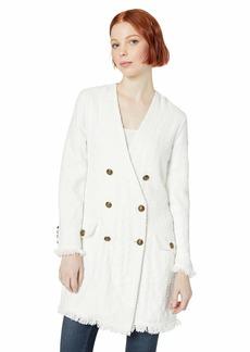 BB Dakota Junior's Royal Flush Tweed Coat