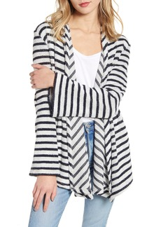 BB Dakota Just Your Stripe French Terry Jacket