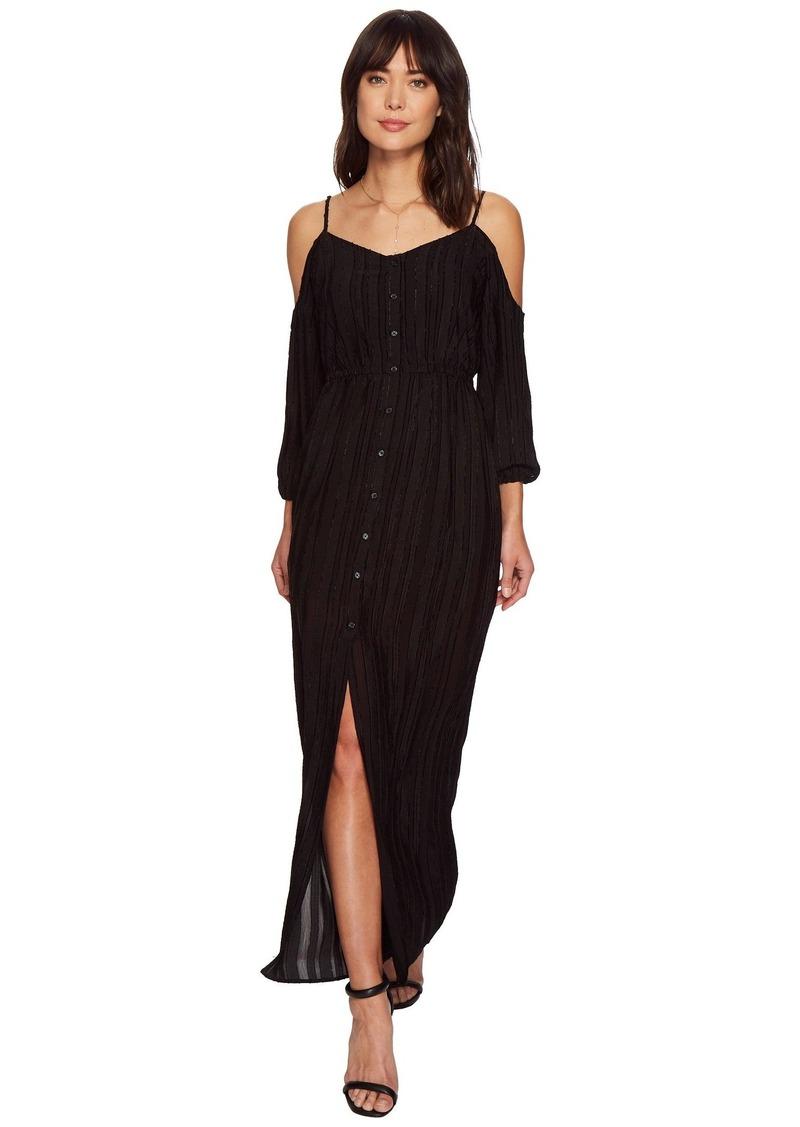 BB Dakota Keaton Textured Maxi Dress