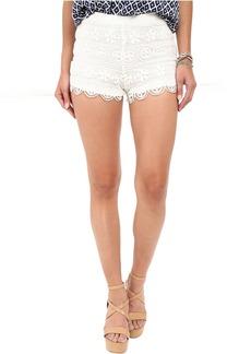 BB Dakota Keeley Lace Shorts/Knit Lining