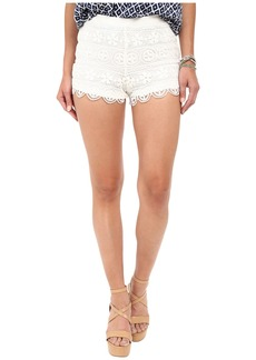 BB Dakota Keeley Lace Shorts/Knit Lining